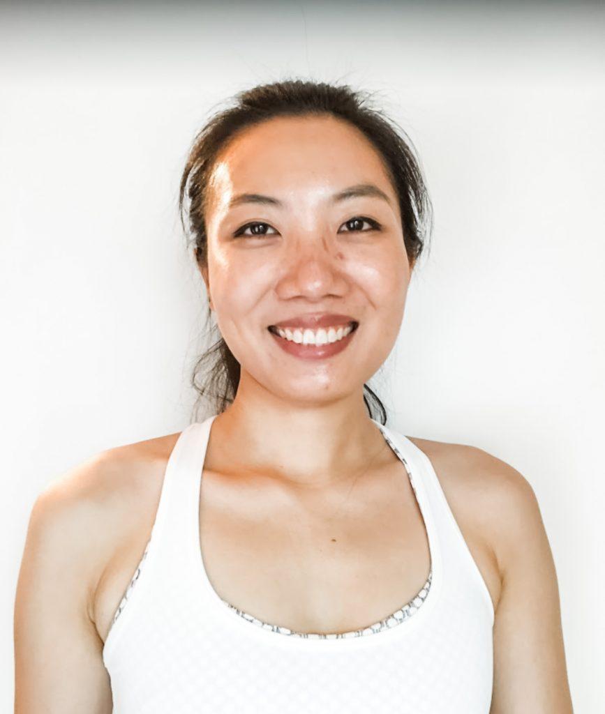 TriBalance Team Mel Liao yoga teacher